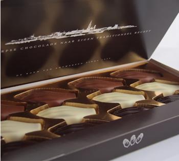 Antwerpse Handjes Chocolade