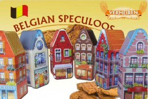 Vermeiren Speculoos Tin collection