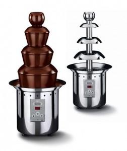 verhuur medium chocoladefontein