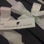 luxe geschenkdoos 32 logopralines Henkel