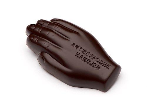 Antwerpse Handjes caraques fondant
