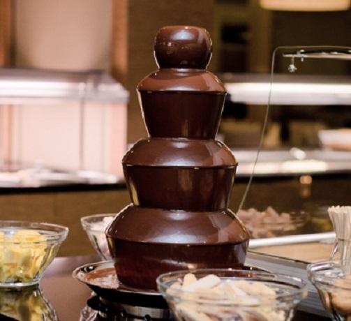 huur medium chocoladefontein 82 cm