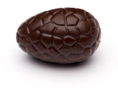 Paaseitje chocolade fondant